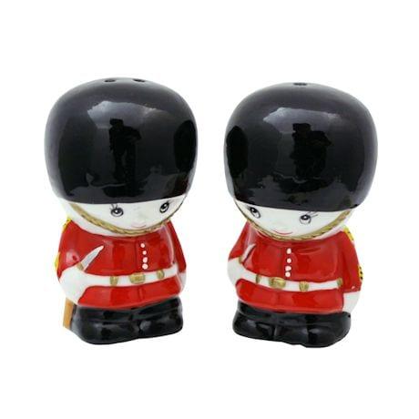 Palace Guard Salt & Pepper Shakers