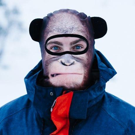 Animal Face Balaclava Ski Mask