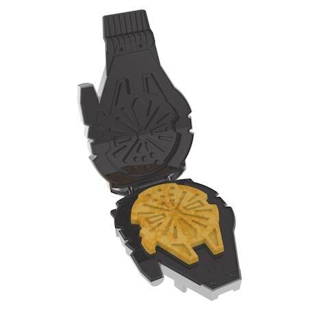 Star Wars Deluxe Millennium Falcon Waffle Maker