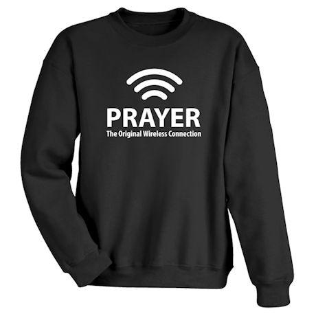 Prayer: Wireless Connection Shirts