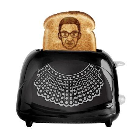 Ruth Bader Ginsburg (RBG) Toaster