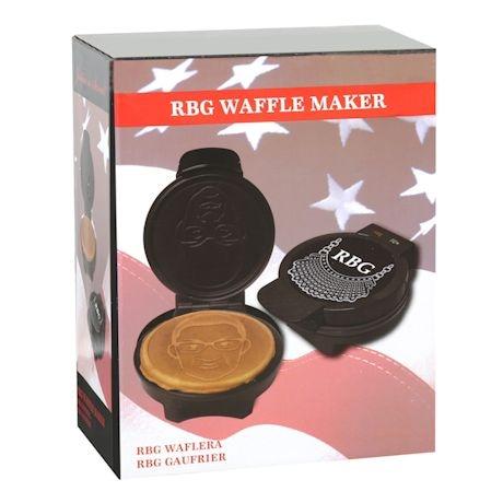 Ruth Bader Ginsburg (RBG) Waffle Maker