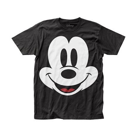 Mickey Mouse Face T-Shirt