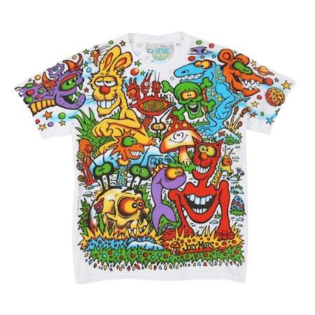 Zidzoii Graphic Art T-Shirt