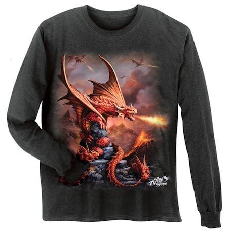 Dragon Fullprint Shirts