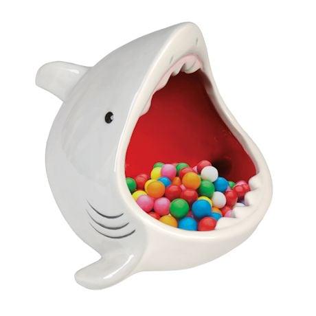 Ceramic Shark Bowl