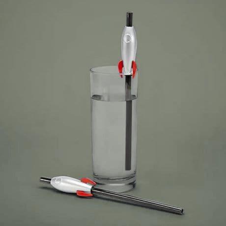 Rockets Reusable Straw Sets