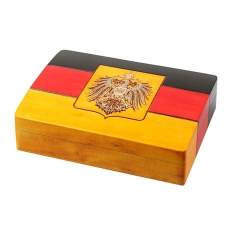 Keepsake International Wooden Boxes