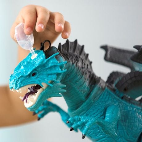 Steam-Breathing Dragon