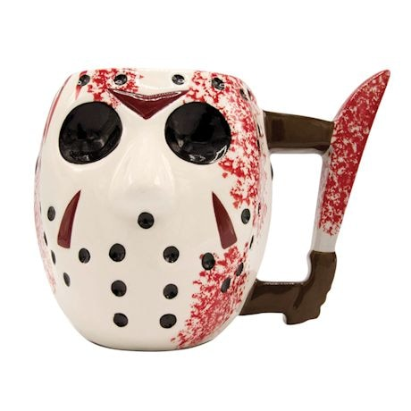 Shaped Horror Mugs