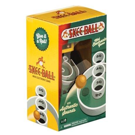 Electronic Skee Ball
