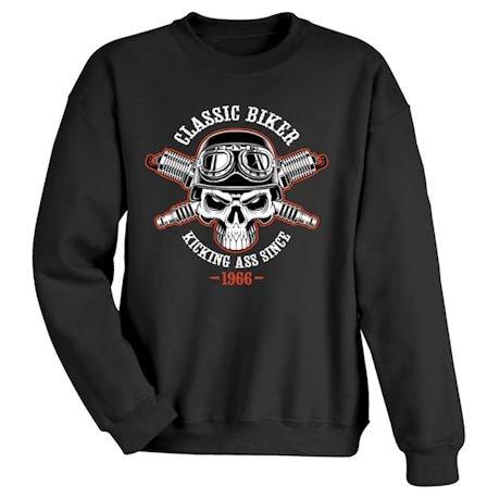Personalized Classic Biker Shirts