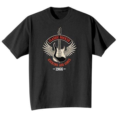 Personalized Classic Rocker Shirts