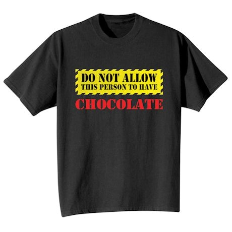 Personalized Do Not Allow Shirts