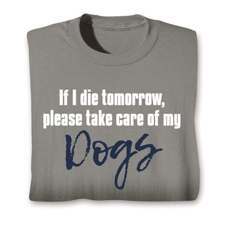 Personalized Wish Shirts