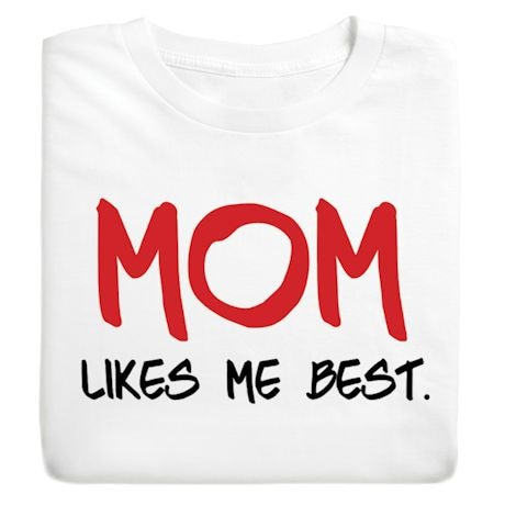 Likes Me Best Shirts