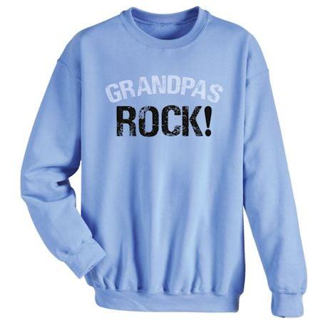 Grandparents Rock Shirts