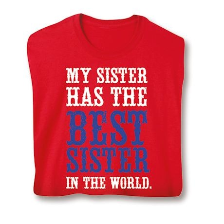 Best Siblings Shirts