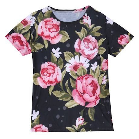 Red Roses Women's Shirts