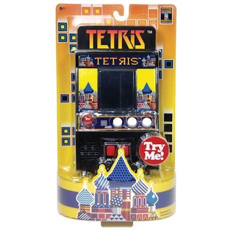 Retro Arcade Video Games - Tetris©