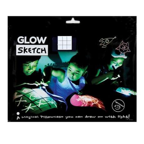 Glow Sketch Pillowcases