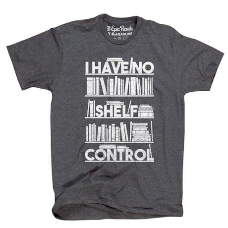 Shelf Control T-Shirt