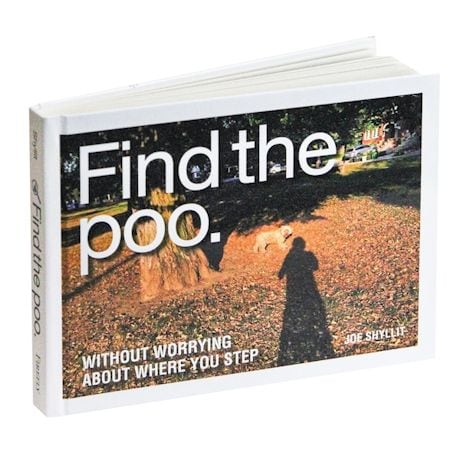 Find The Poo Book