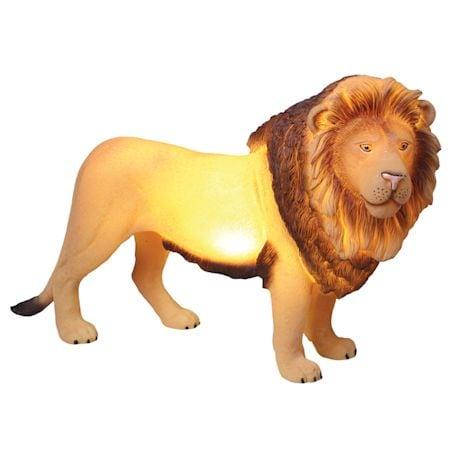 Safari Lion Table Lamps