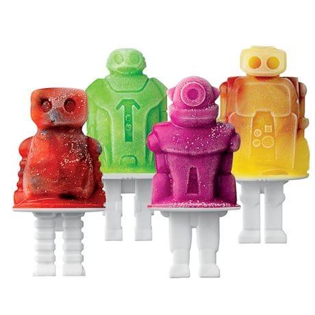 Zombie & Robots Pop Molds
