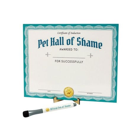 Pet Shaming Kit