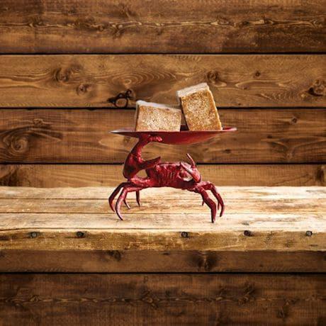 Fiddler Crab Soap Dish