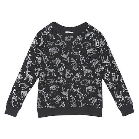 Astrological Animal Sweatshirt
