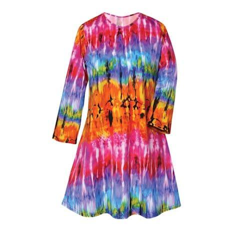 Multicolor Bright Tunic