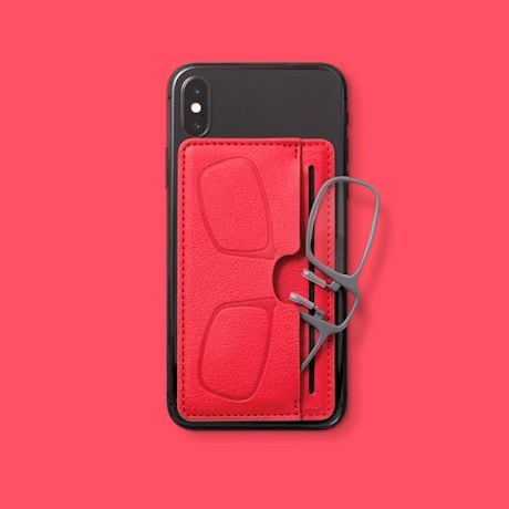 Handy Specs With Phone Wallet