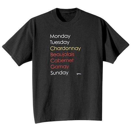 Wine Week Shirt