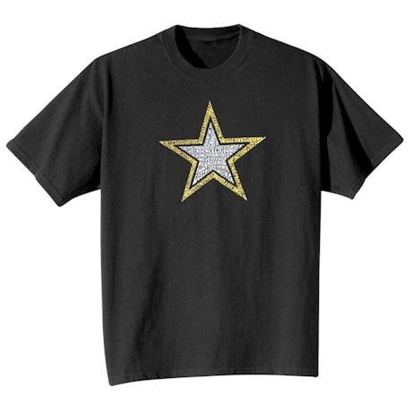 American Hero Army Shirts