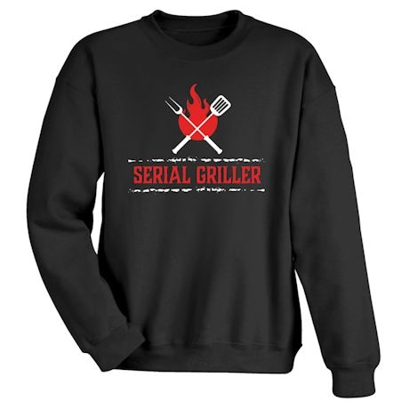 Serial Griller T-Shirts
