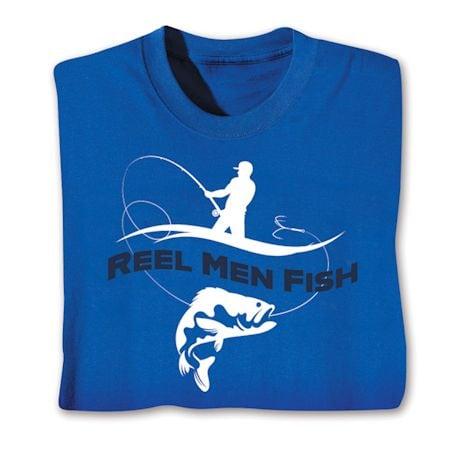 Reel Me Fish Shirts