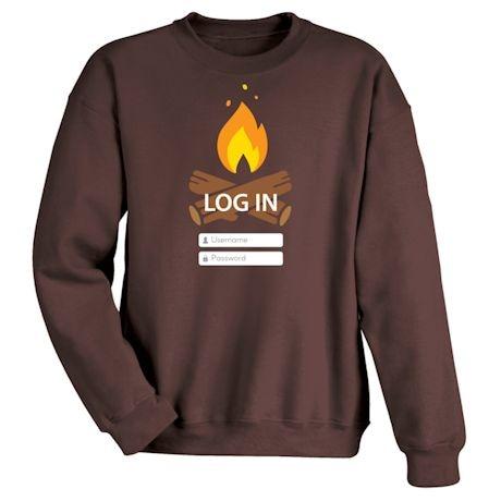 Log In Shirts