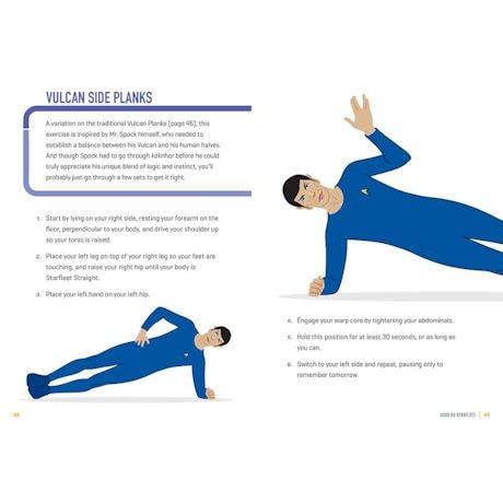 Body By Starfleet: A Fitness Guide