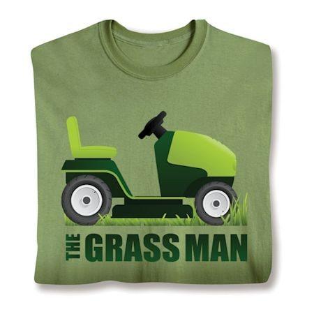 The Grassman T-Shirts