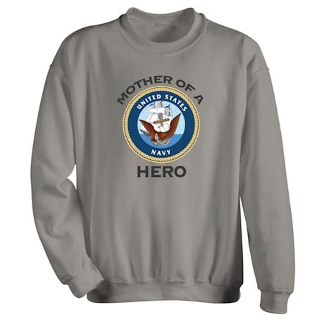 Mother Of A Hero Military Shirts