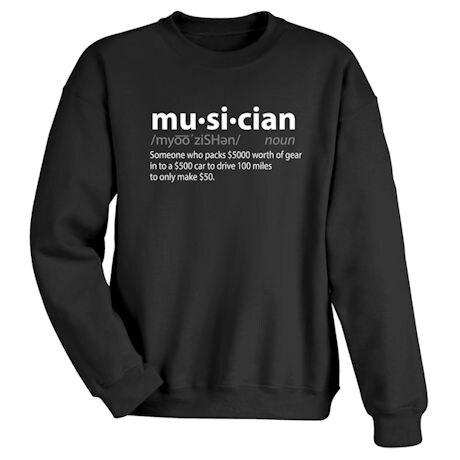 Mu-Si-Cian T-Shirts