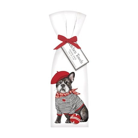 International Dogs Tea Towels