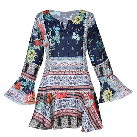 Everyday Florals Tunic