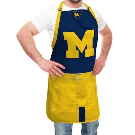 NCAA Jersey Apron