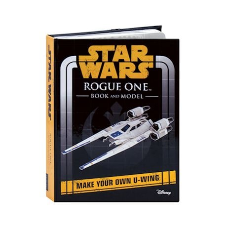 Star Wars: Rogue One: Book and Model: Make Your Own U-Wing