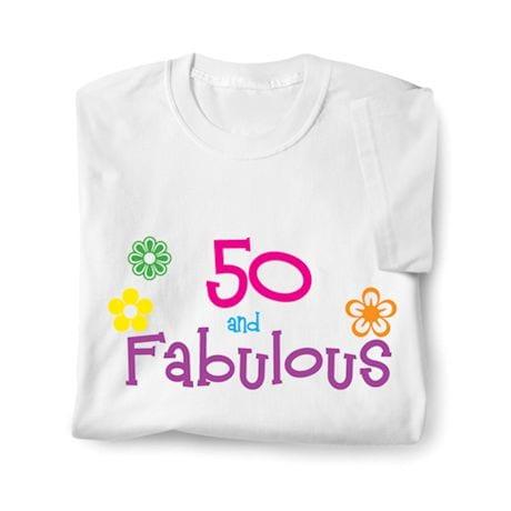 Personalized Fabulous Shirt
