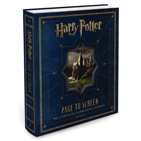 HARRY POTTER: PAGE TO SCREEN: THE COMPLETE FILMMAKING JOURNEY BOOK