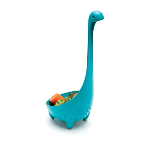 Mama Nessie The Loch Ness Monster Colander Ladle